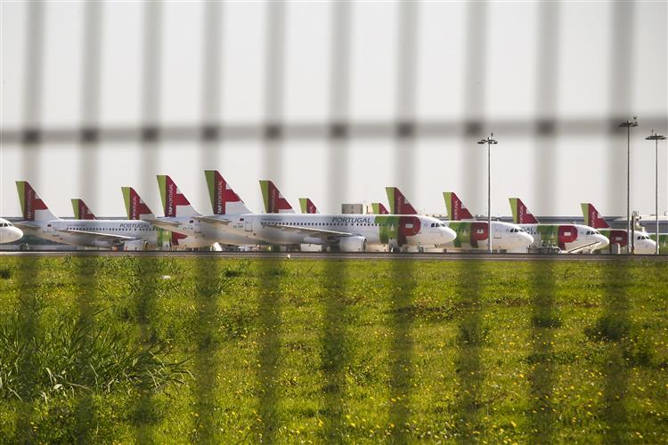 Nenhum tripulante de cabine da TAP apareceu no aeroporto de Lisboa