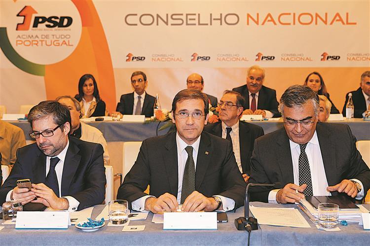 Passos inquieta PSD com agenda  liberal para 2015