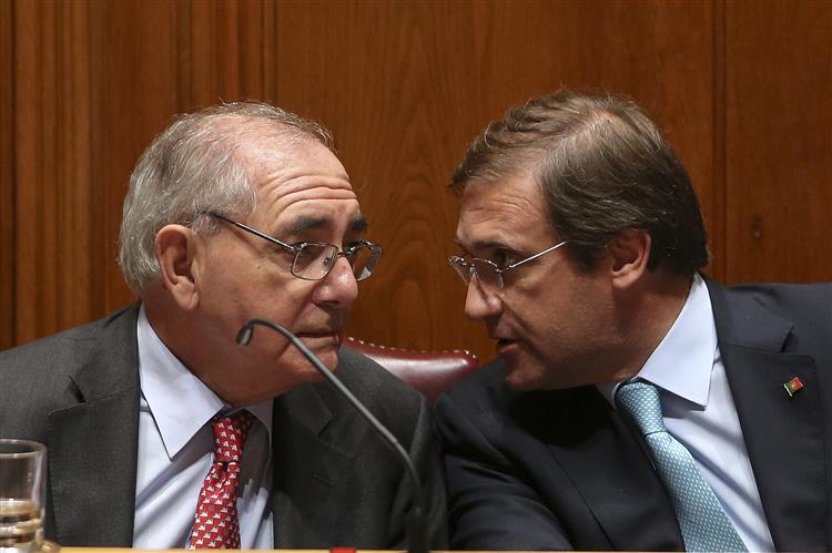 """Ministro Rui Machete pede aos políticos que respeitem """"sacrifícios"""" dos portugueses"""