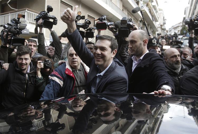 Grécia: Syriza vence eleições históricas [em actualização]