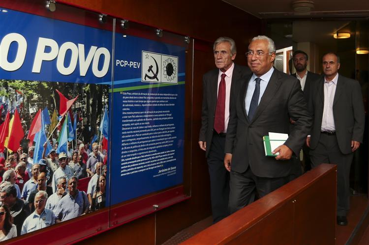 Costa sobre reunião com o PCP: 'Há condições para aprofundar pontos de convergência'