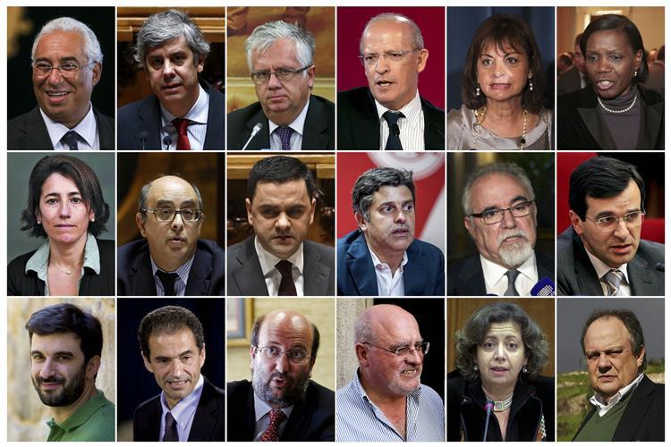 Governo de António Costa toma hoje posse