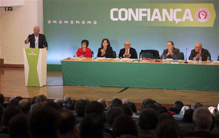 Comissão Nacional do PS aprova primárias para deputados e autarcas