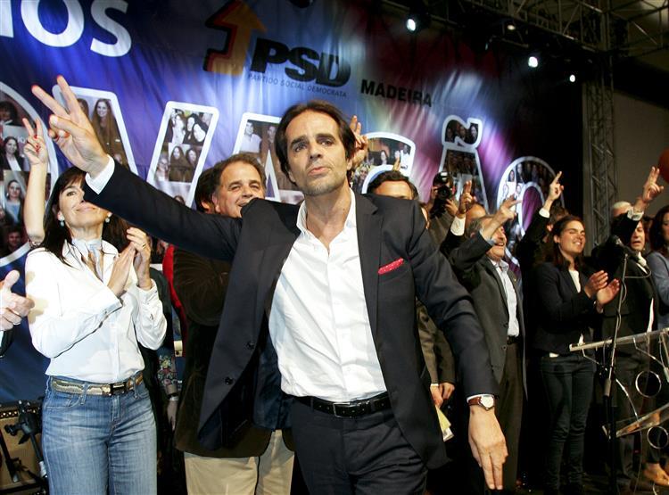 PSD-Madeira consegue maioria absoluta por um deputado