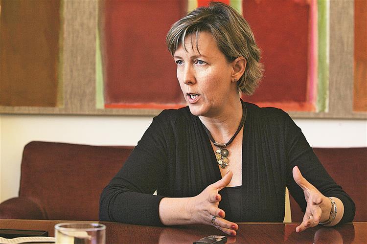Maria Luís Albuquerque: 'Não me vejo como líder do PSD'