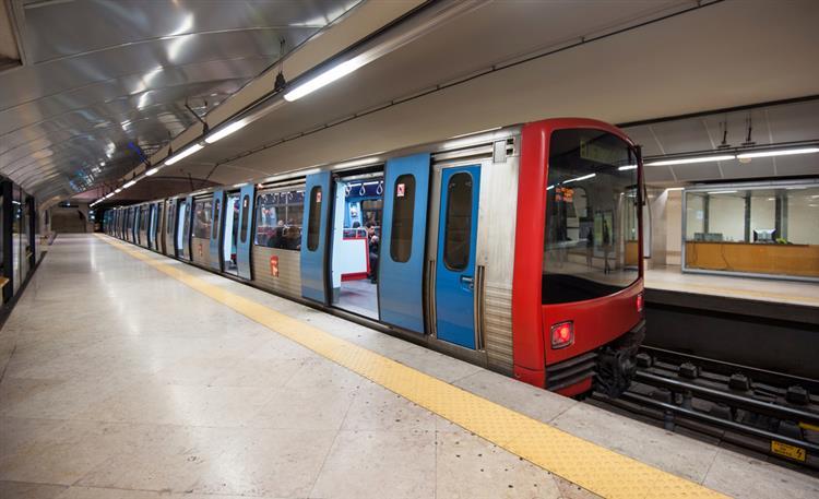 Circulação do Metro de Lisboa normalizada desde as 10h