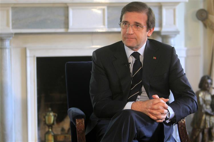 Passos quer reconduzir Carlos Costa no Banco de Portugal
