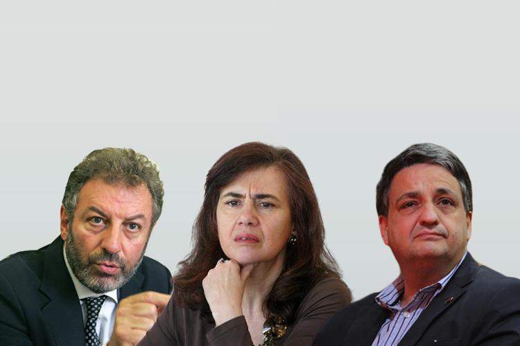 Ministros bomba-relógio