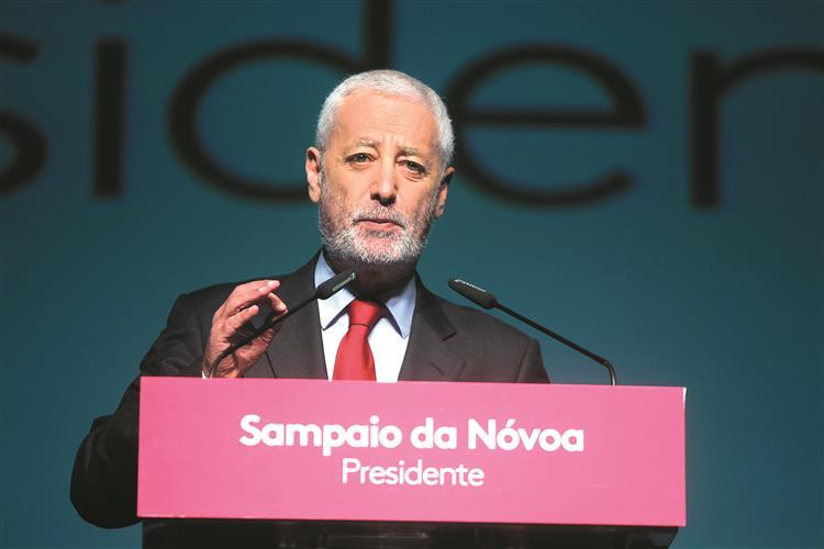 Nóvoa não será um 'Presidente passivo' e estará atento à soberania nacional