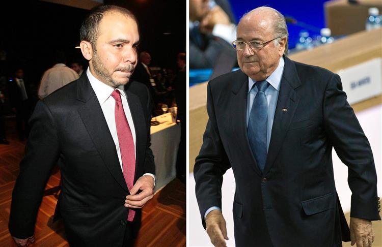 FIFA: Blatter reeleito