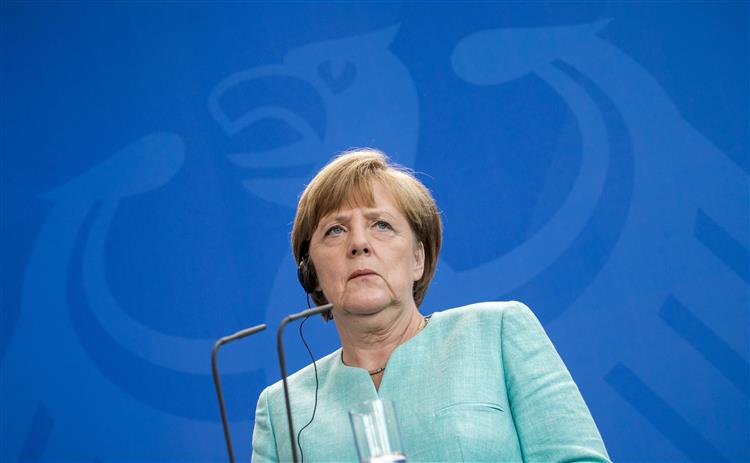 Merkel não volta às negociações