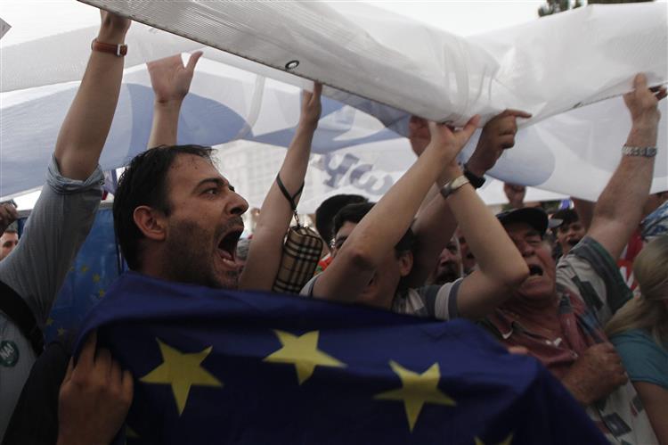 Grécia falhou prazo para pagar empréstimo ao FMI