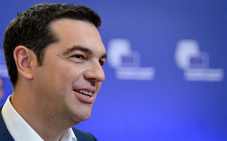 Primeiro-ministro grego fala ao país