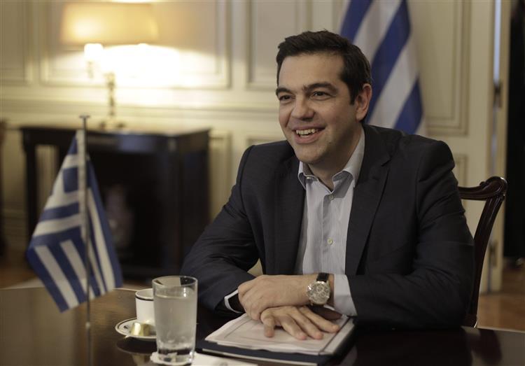 Grécia: Tsipras quer corte de 30% da dívida e período de carência de 20 anos