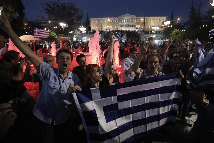 A Grécia disse Não. E agora? [SÍNTESE]