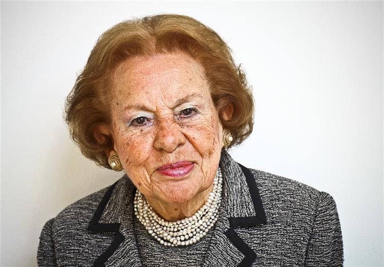 Maria Barroso, 90 anos de vida