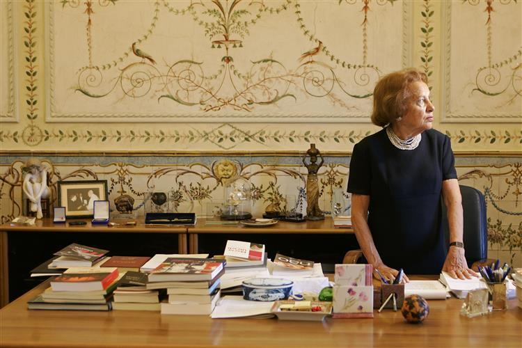 Maria Barroso. Uma mulher de garra