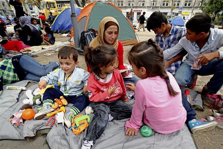 Refugiado ou migrante? As Nações Unidas esclarecem as diferenças