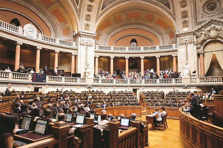 Orçamento da Assembleia da República esconde metade das entidades