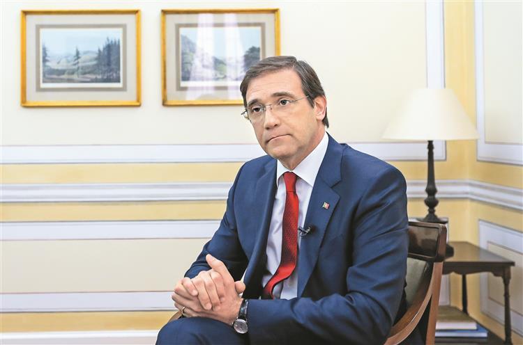 Passos Coelho: 'O Presidente da República irradia felicidade'